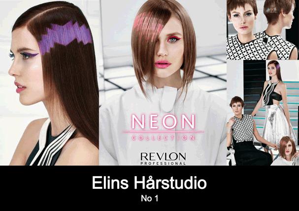 Pastellfarget hår neon hårfarge kur hårfargeprodukt hjemmebruk