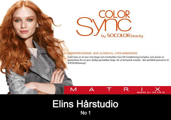 MATRIX COLOR SYNC by SOCOLOR beauty hårfarge uten ammoniakk