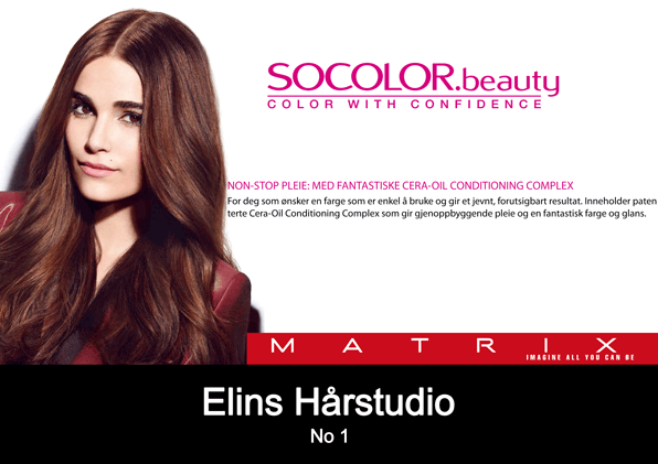 matrix socolor beauty color with confidence