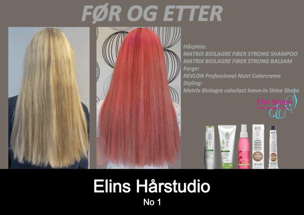hårfarge tilbud