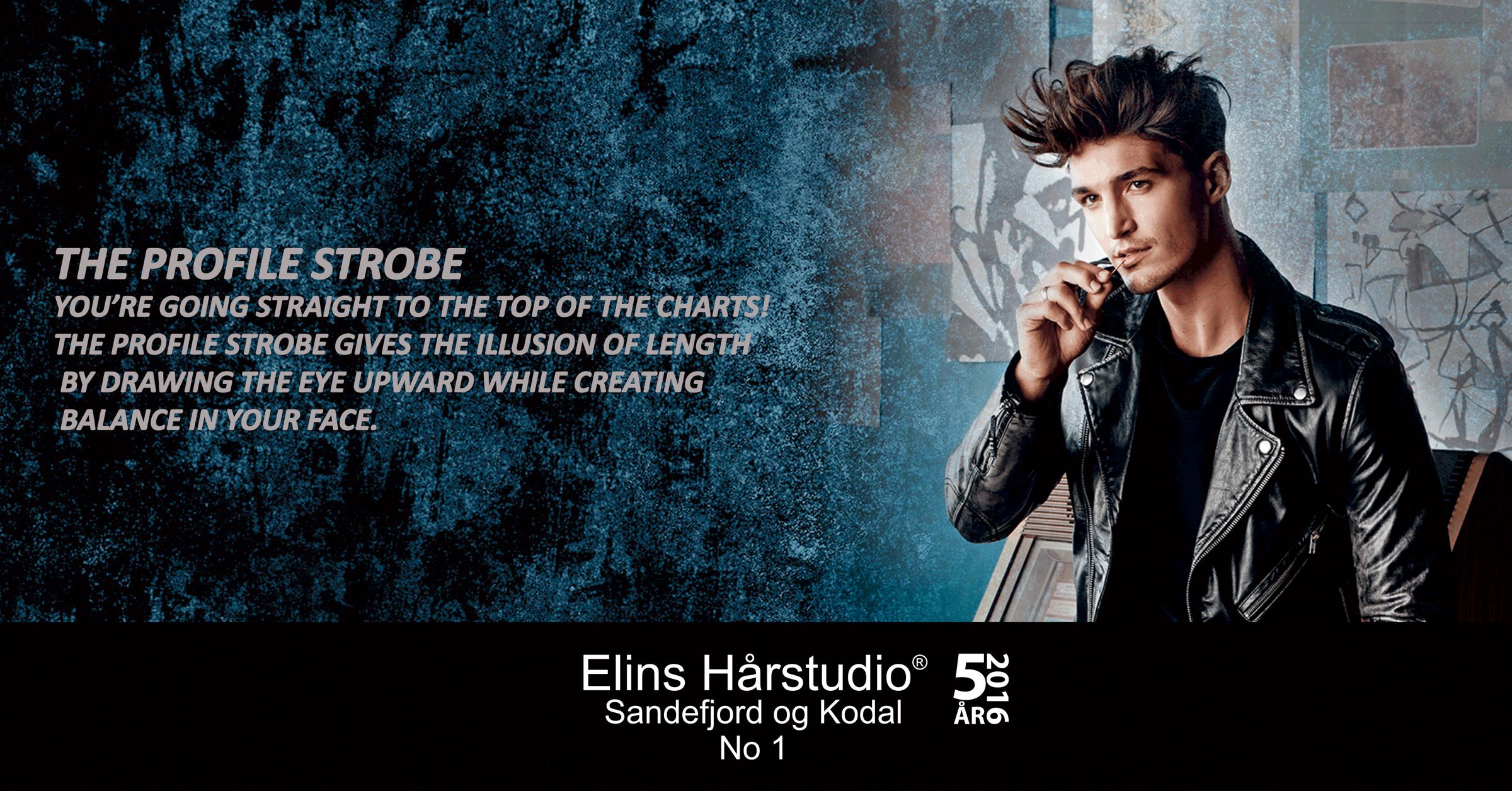 Hårmote Sommer 2016 Rock N Strobe By Matrix the profile strobe
