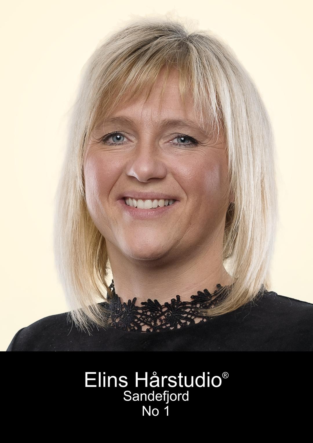 Frisør Sandefjord Elin Sveen