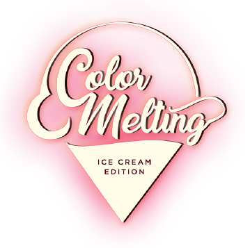 Color Melting The ice cream hair color trend