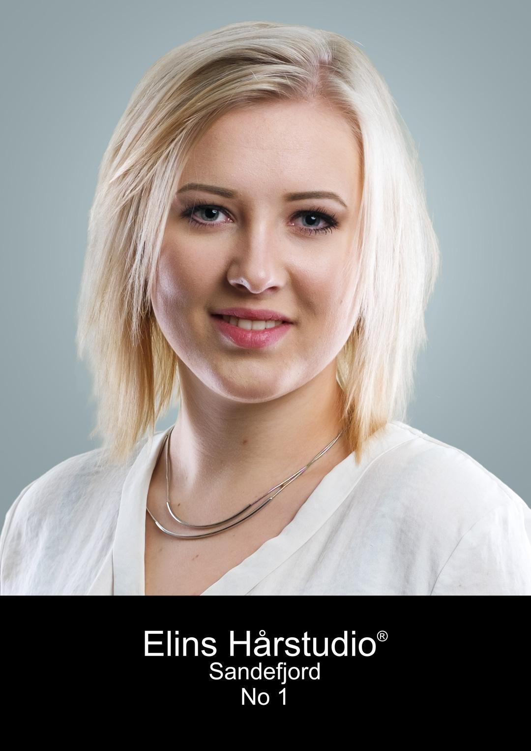 Frisør Kodal Andebu Silje Marie Westergren