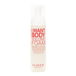 Eleven australia I want body volume foam 200 ml
