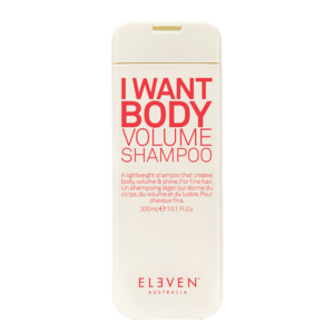 Eleven australia I want body volume shampoo 300 ml