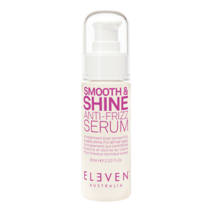Eleven australia smooth & shine anti-frizz serum 60 ml
