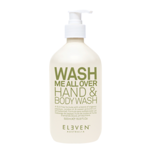 Eleven australia wash me all over hand & body wash 500 ml
