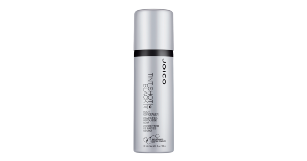 Joico style & finish tint shot root concealer black 72 ml