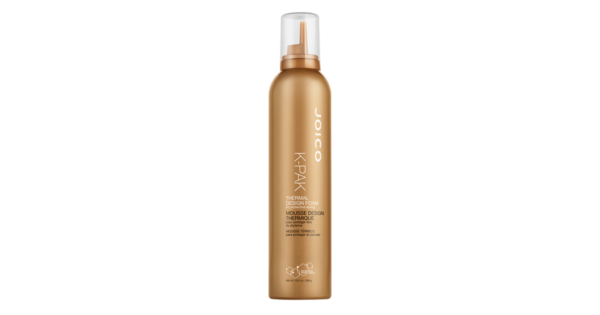 Joico k-pak thermal design foam 300 ml