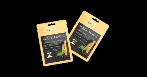 Nordic treat black magic maske høykvalitets hudpleie