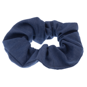 Scrunchie denim handmade by martine limited edition
